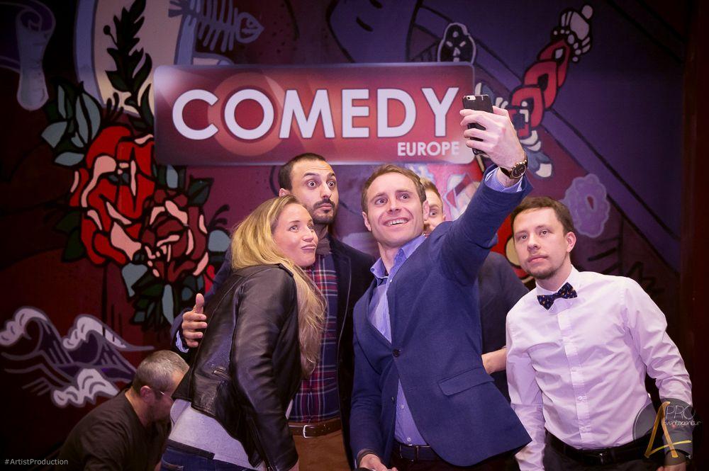 Comedy Europe—Frankfurt, фото 1