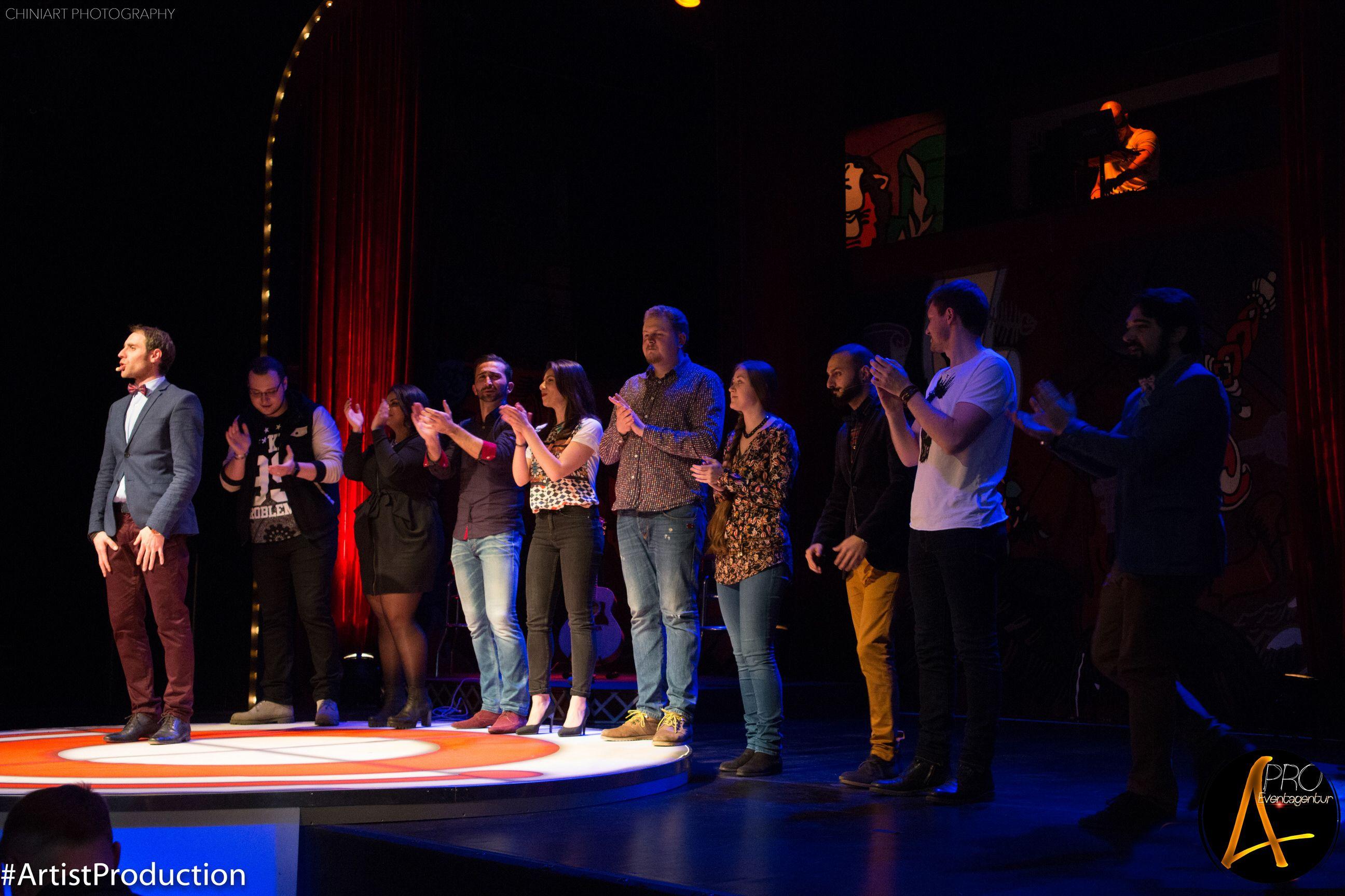 Comedy Europe в Германии 7