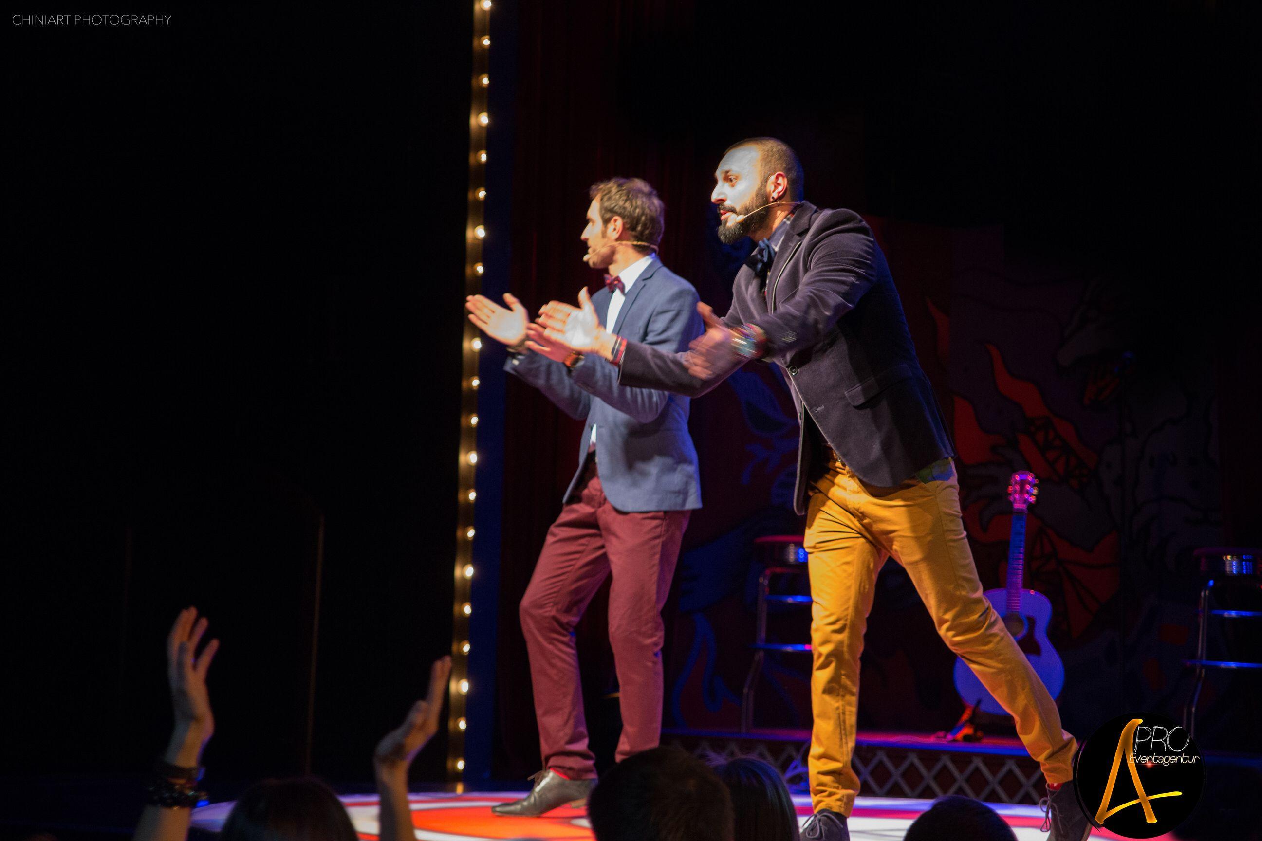 Comedy Europe в Германии 3