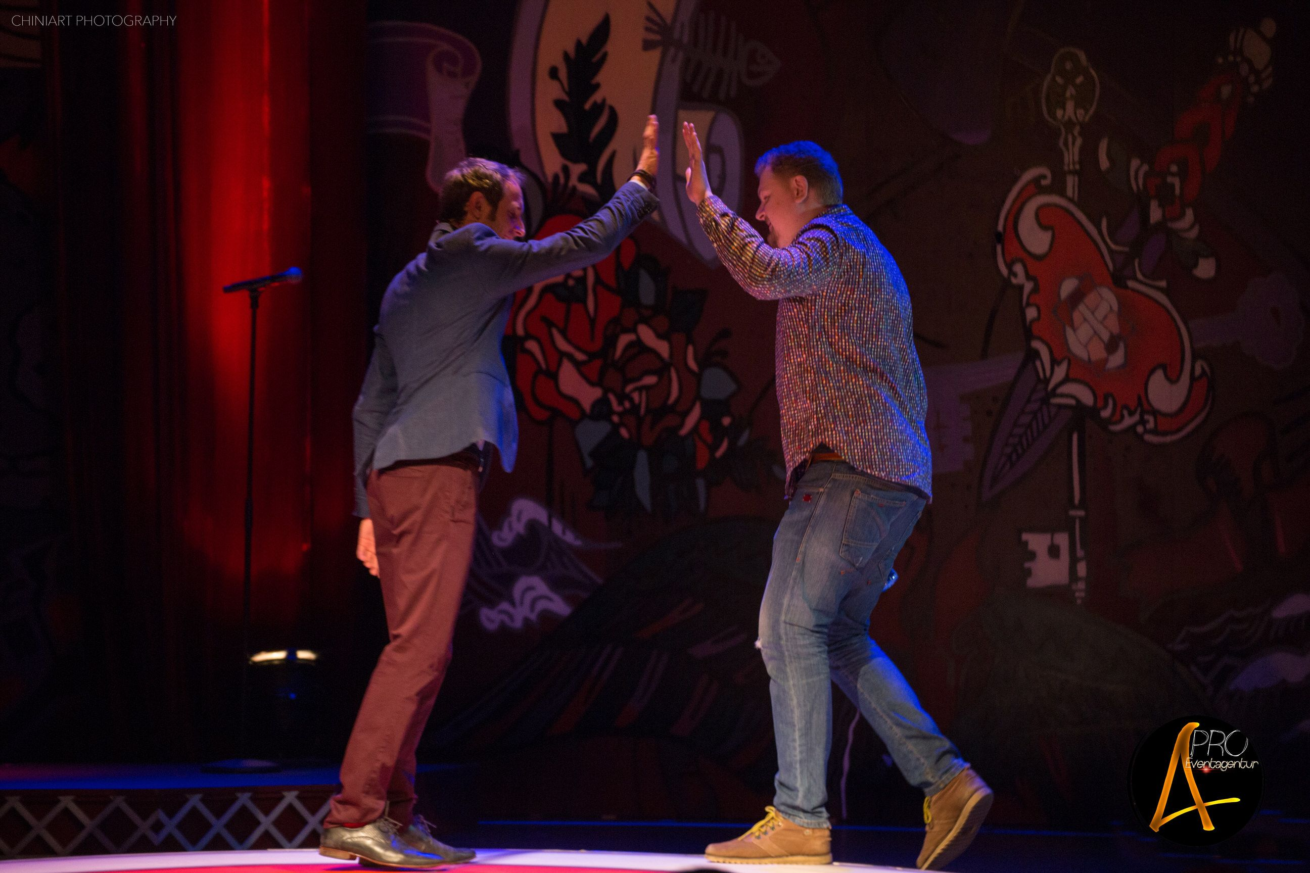 Comedy Europe в Германии 13