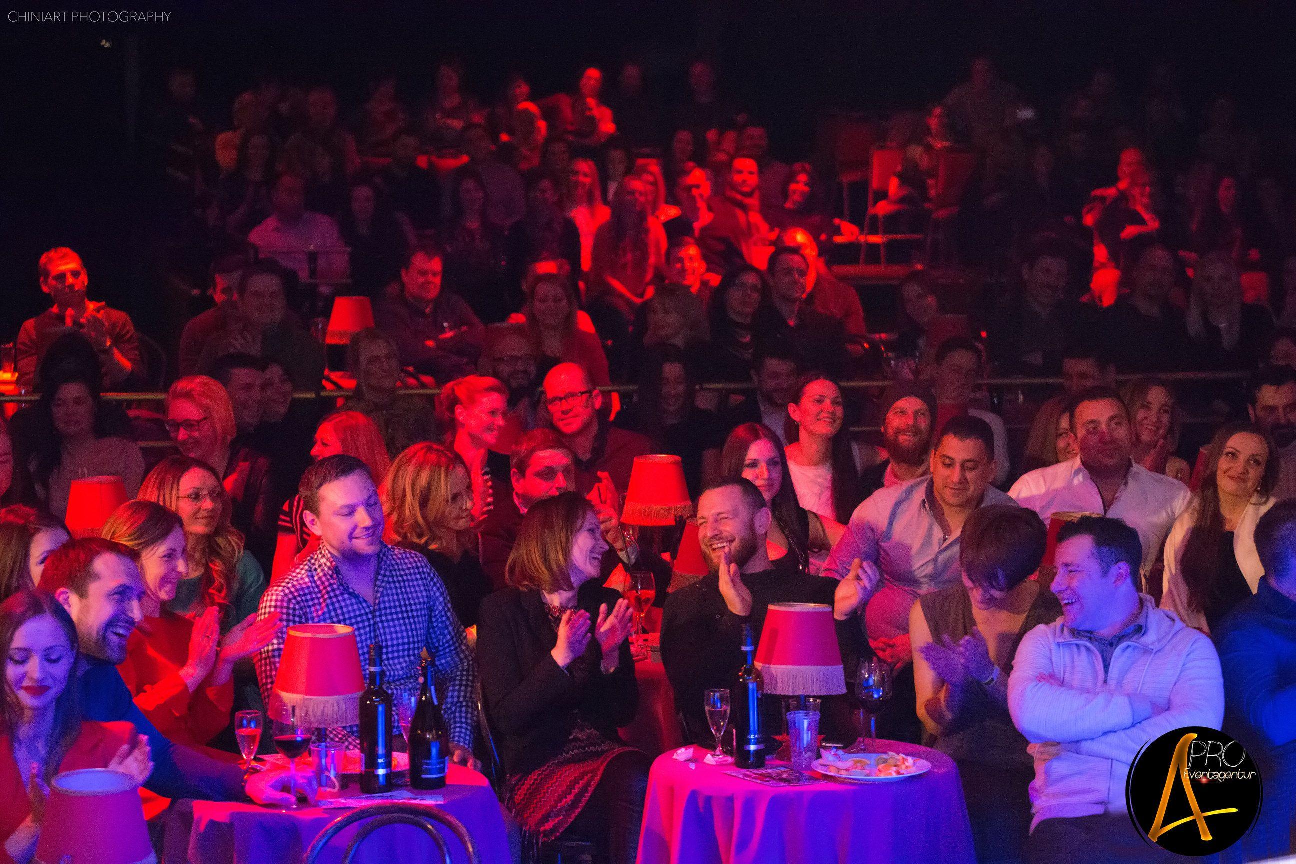 Comedy Europe в Германии 2