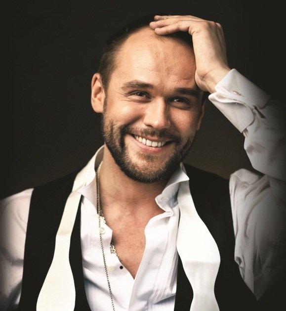 Максим Аверин, популярный российский актер