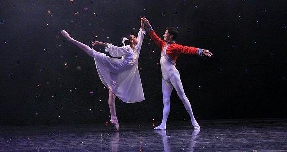 щелкунчик nussknacker балет германия deutschland artist production