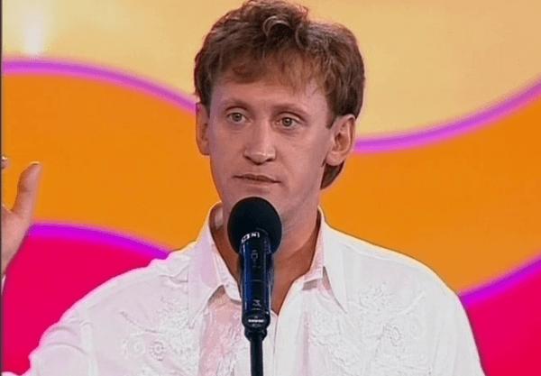 Сергей Дроботенко, популярный юморист из России