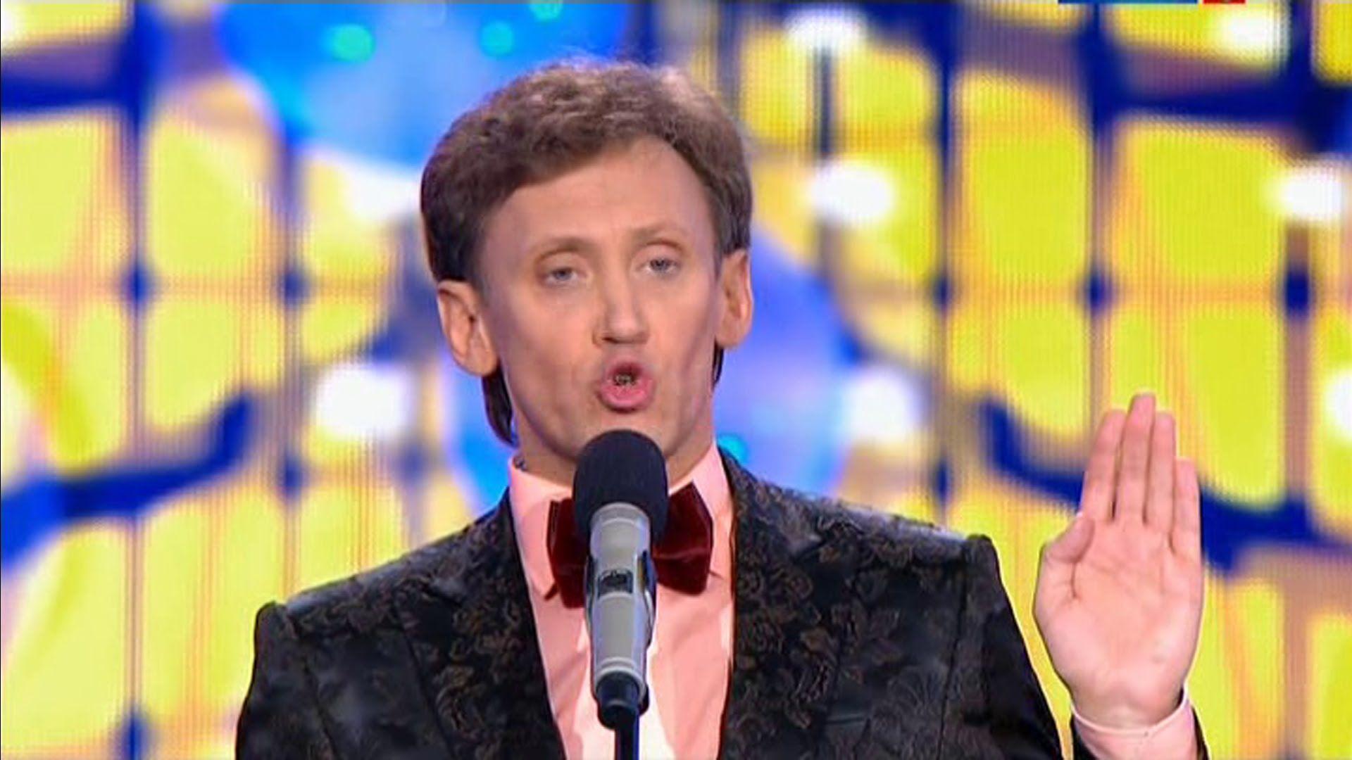 Российский юморист Сергей Дроботенко даст концерты в Германии