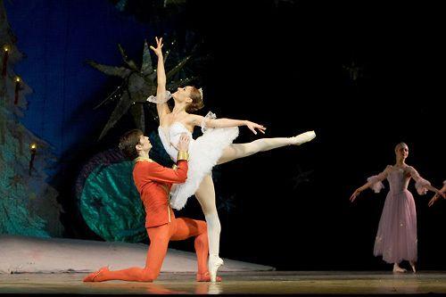 щелкунчик балет чайковский russisches ballett artist production