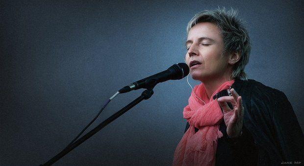 Светлана Сурганова, яркая звезда русского рока