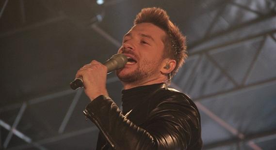 Сергей Лазарев, популярный российский певец