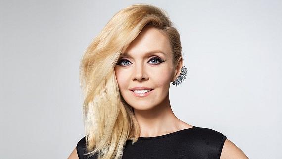 Российская эстрадная певица Валерия выступит в Германии