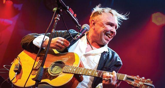 Гарик Сукачев впервые выступит на концертах в Германии