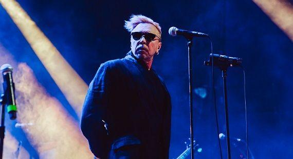 Послушать песни Гарика Сукачева на концертах в Германии