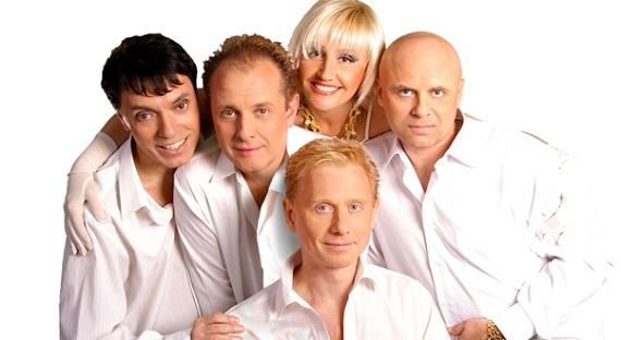 Группа «Фристайл» в концерте Легенды 80-90х в Германии