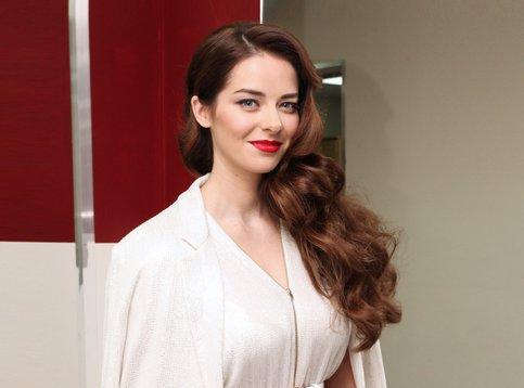 Марина Александрова, исполнительница главной роли в спектакле «Триумфальная арка»