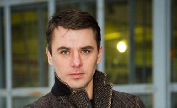 Игорь Петренко, исполнитель главной роли в спектакле «Триумфальная арка»