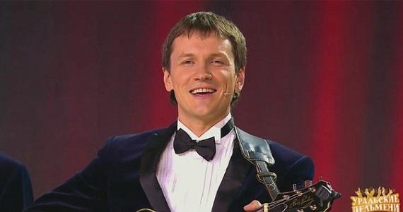 Вячеслав Мясников, шоумен, музыкант, актер шоу «Уральские пельмени»