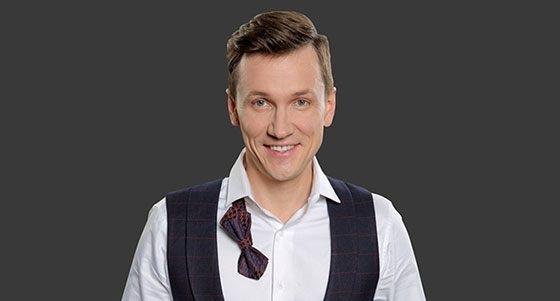 Вячеслав Мясников, звезда шоу «Уральские пельмени»