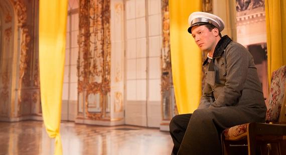 Алексей Вронский, спектакль «Анна Каренина»
