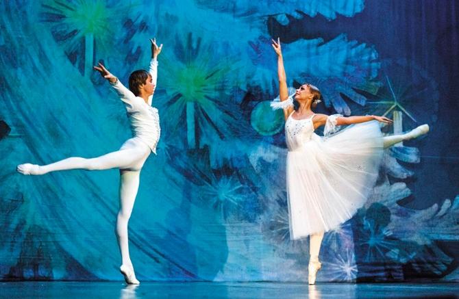 балет Щелкунчик, гастроли в Германии