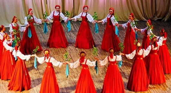 Ансамбль Березка, смотреть концерты в Германии