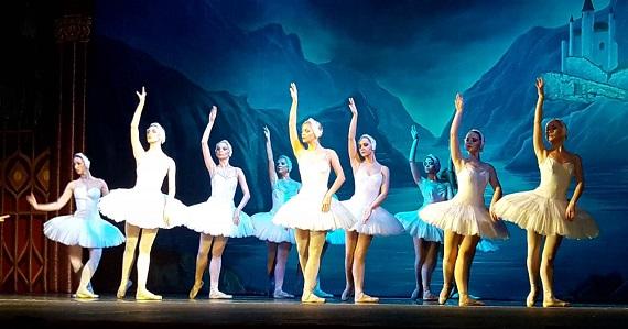 Гастроли балета «Золушка» в Германии 2019