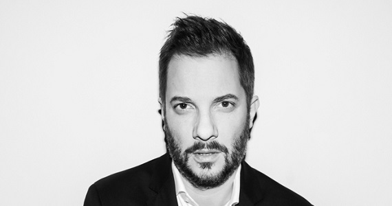 Писатель Александр Цыпкин, участник программы «The Best» в Германии