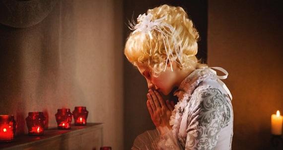 Мария Иващенко в спектакле «Территория страсти»