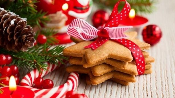 Печенье для Рождества
