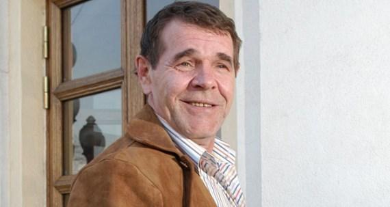 Актер спектакля «Три желания антиквара» Алексей Булдаков