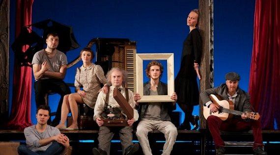 Спектакль «Старший сын», премьера в Германии
