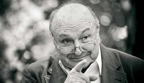 Писатель-сатирик Михаил Жванецкий, гастроли в Германии