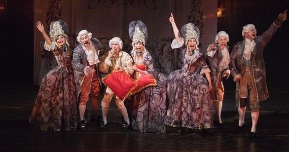 Мюзикл «Екатерина Великая», купить билет на спектакль