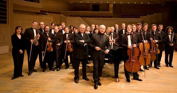 Государственный камерный оркестр «Виртуозы Москвы» под руководством Владимира Спивакова