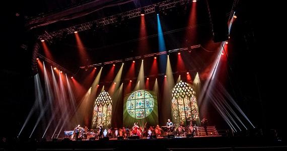 Музыкальная 3D-постановка Vivaldianno: «Перезагрузка» в Германии, февраль 2020 года