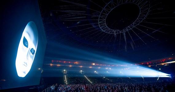 Уникальное 3D-шоу Vivaldianno: «Перезагрузка» для жителей Германии 2020