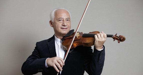 Скрипач-виртуоз, дирижер и руководитель оркестра «Виртуозы Москвы» Владимир Спиваков