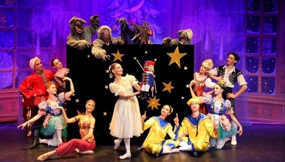 Балет «Щелкунчик» от артистов Москвы в Германии, царство детских снов и фантазий
