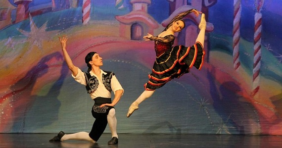 В декабре 2019 - январе 2020 года знаменитый балет Чайковского «Щелкунчик» увидят жители Германии