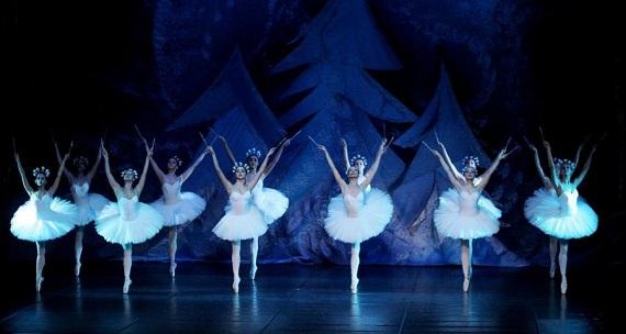«Щелкунчик», очарование, элегантность и красота классического русского балета из Москвы