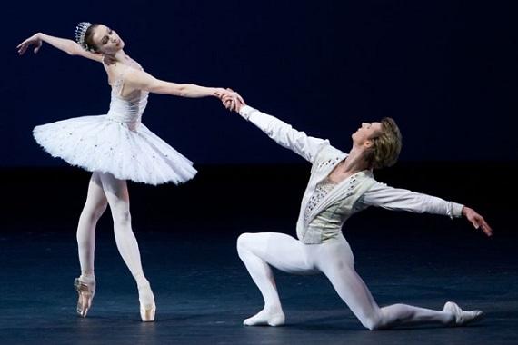 Гастроли балета «Лебединое озеро» в Германии в постановке Классического Русского балета Москвы