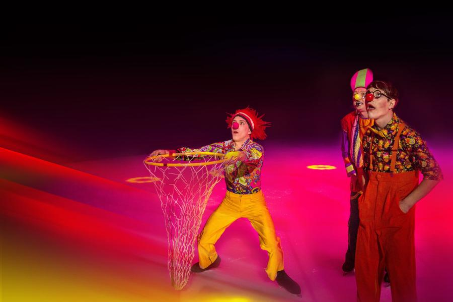 Русский цирк на льду Триумф – подарок на Новый Год и Рождество всем жителям Германии