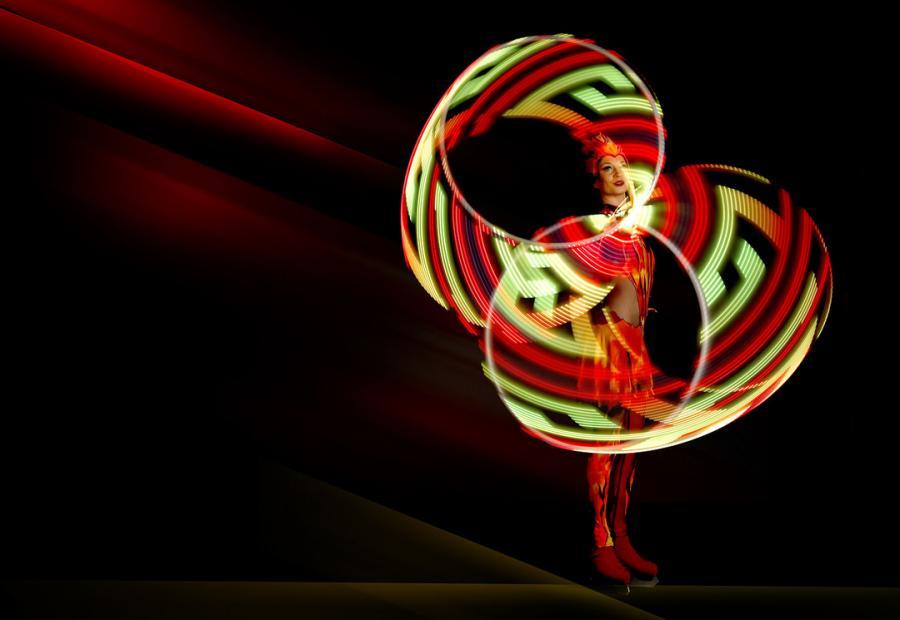 Русский цирк на льду «Триумф» – завораживающее зрелище и поражающее мастерство артистов