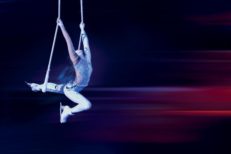 Русский цирк на льду «Триумф», новый взгляд на цирковое представление