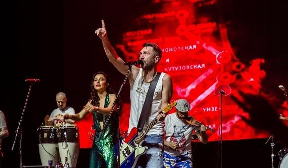Знаменитый Сергей Шнуров и его группа «Ленинград» выступят в Дюссельдорфе и Берлине