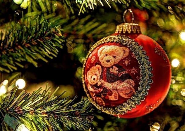 Сказочная новогодняя елка, декабрь 2019-январь 2020 года