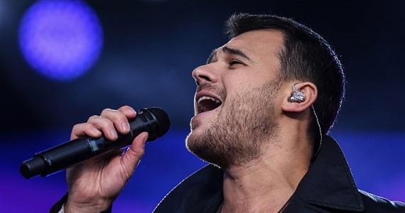 Эмин Агаларов, выступающий под псевдонимом EMIN, даст три концерта в Германии