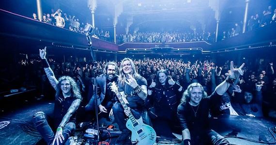 Metallica Tribute Show в Германии, возрождение легенды спустя 20 лет