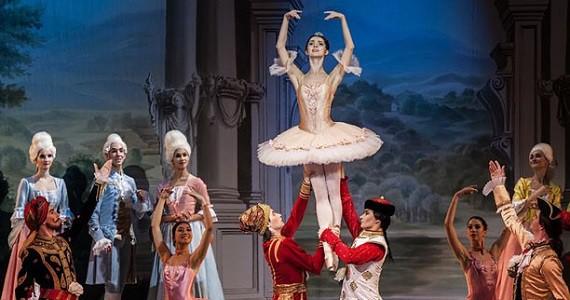 Московский классический балет, «Спящая красавица», сцена из постановки