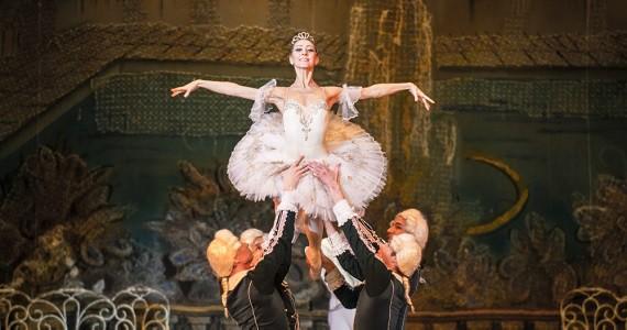 Российские артисты балета на гастролях в Германии, «Спящая красавица»