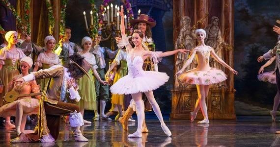 Артисты Московского классического балета, «Спящая красавица» в Германии
