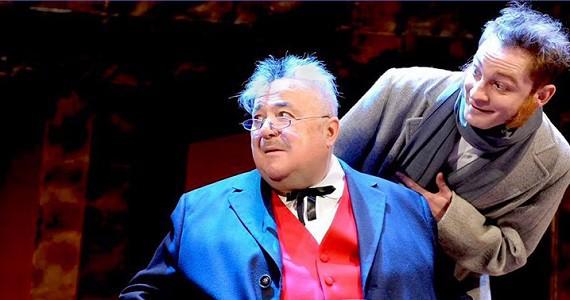 Новая версия пьесы Гоголя «Ревизор» в исполнении актеров театра «Et Cetera»